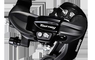 27 gears Shimano Tourney